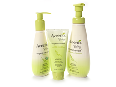 Aveeno Baby Care Set