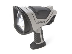 500 Lumen 3 LED Rechargeable Spotlight