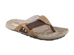 Men's Evo Web Leather - Brown