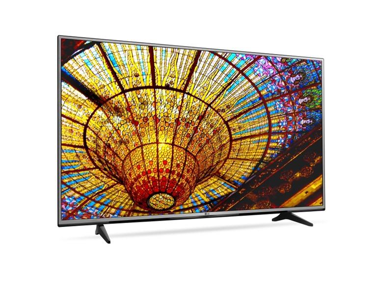 LG 4K TVs