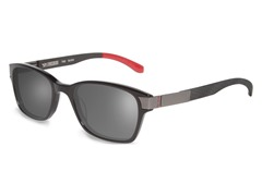 T302 Polarized Sunglasses, Black