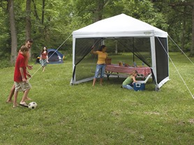 Wenzel 10' x 10' Smart Shade Screenhouse