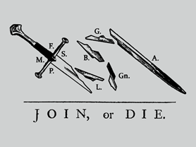 Fellowship, Or Die.