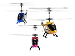Phantom GYRO R/C Helicopter Random Color
