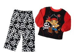 Jake 2-Piece Fleece Set (2T-4T)