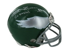 Keith Byers Signed Philadelphia Eagles