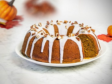 Pumpkin Bundt Cake Kit