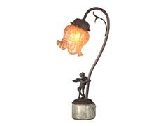 Asphodel Tulip Accent Lamp