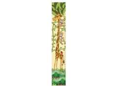 Jungle Boy Growth Chart