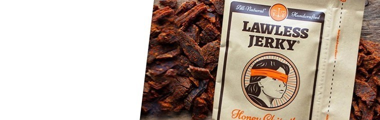 Lawless Jerky 8-Pack Assortment
