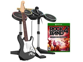Rock Band 4 Band-in-a-Box Bundle Xbox & PS4