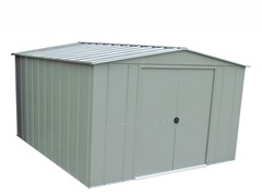 Steel Storage Shed 10' x 8' Package