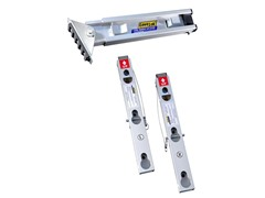 Quick Connect Ladder Leveler
