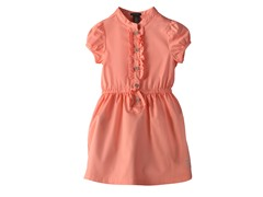 Pink Ruffle Dress (2T - 4T)
