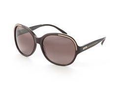 Chloe Alysse Sunglasses - Plum