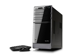 HP Quad-Core Desktop with 2TB HD
