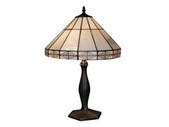 Dale Tiffany Solo Mission Lamp