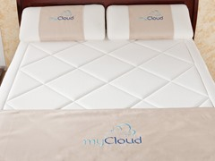 "myCloud 10"" Memory Foam Mattress-Twin XL"