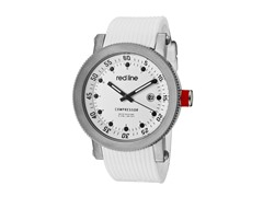 Red Line 18000-02-WHT-ST Men's Compressor White