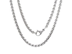 Stainless Steel Box Necklace Chain