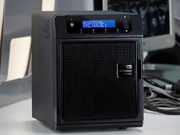 Western Digital NAS Servers