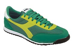 DD Cross Nylon - Green Verde