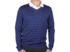 Berkeley Black/Blue Sweater