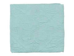 Venice Squares Throw Quilt - 6 Colors