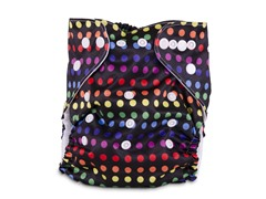 Retro 80's Cloth Diaper