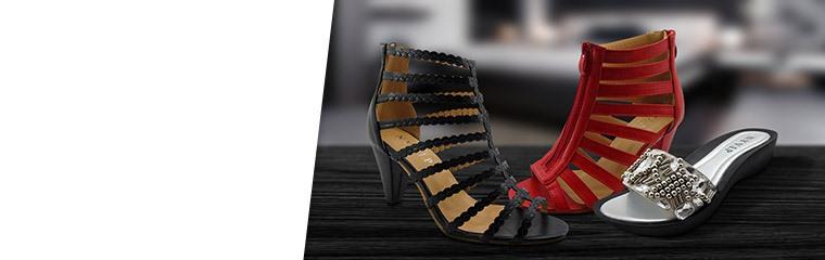 NY VIP Sandals