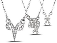Mestige Zodiac Necklaces - Your Choice