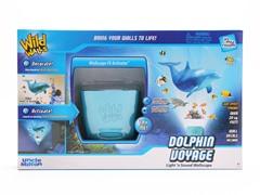 Dolphin Voyage Wild Walls