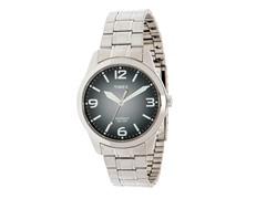 Timex Weekender Watch, Silver / Black