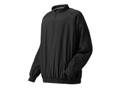 FootJoy Long Sleeve Windshirt - Black