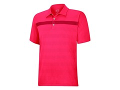 ClimaCool Polo Shirt - Coral/Red