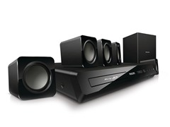 Philips WiFi 3D Blu-ray 5.1 Home Theater