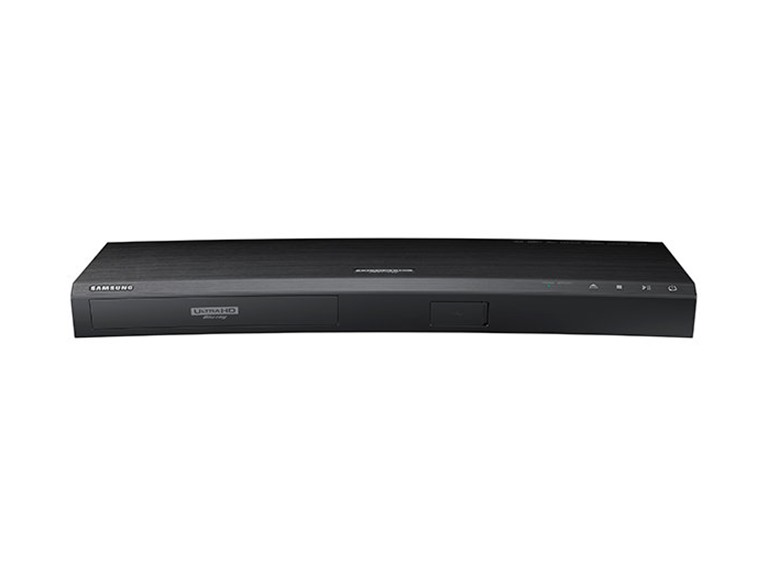 Samsung Ultra HD Streaming Blu-ray Player
