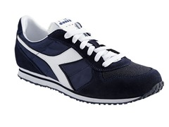 K Run Footwear - Blue/Denim