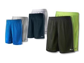 Fila Reversible Short (Youth Sizes S-XL)