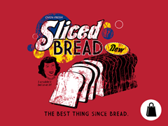 Sliced Bread Tote