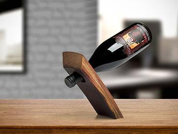 Wine Stave Bottle Balancer