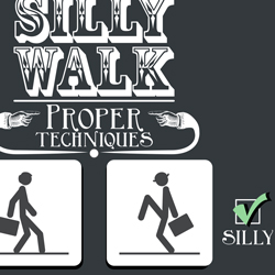 Silly Walking