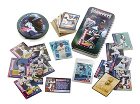 Ken Griffey Jr Hall of Fame Bundle