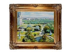 Monet - Les Tuileries, 1876, Musee Marmottan
