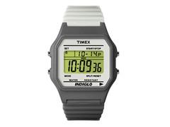 Unisex Classic Digital B&W Watch