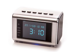 Hidden Spy Clock Video Camera w/DVR