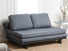 Basilica Convertible Sofa (2-Colors)