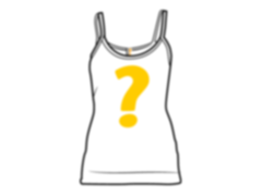 Random Ladies Tank Top