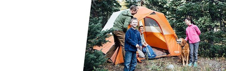 Summer Camping Extravaganza