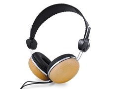 Retro Designer Stereo Headphones